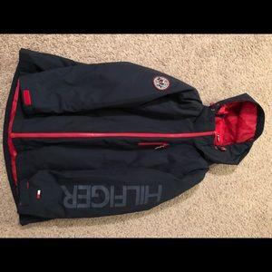 Tommy Hilfiger women's jacket 3-in 1 size L